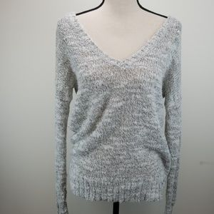 American Eagle Outfitters Gray Sweater